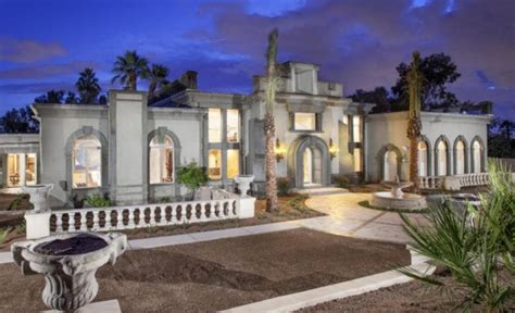 square foot  world style mansion  phoenix az