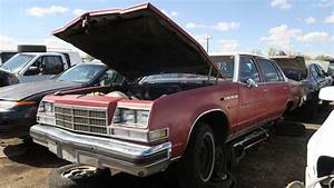 Junkyard Find: 1977 Buick Electra Limited