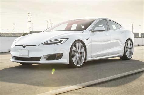 Model S P100d by テスラ モデルs P100d が驚異的な加速力を発揮 0 60mph加速で市販車最速となる2 28秒を記録
