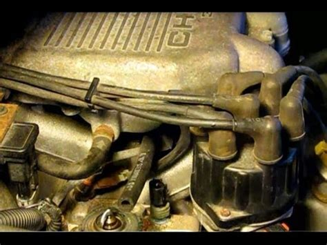 how to replace the l in a tv dodge caravan 3 0l replacing timing belt water pump and