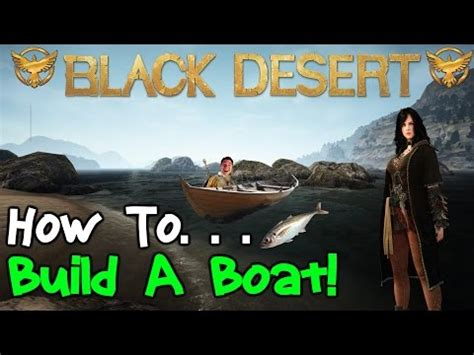 Bdo Afk Fishing Boat by Black Desert Finding Fishing Hotspots Doovi
