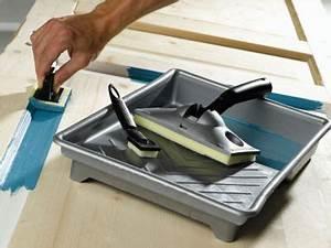 Eponge Pour Peindre : kit tampon applicateur castorama ~ Preciouscoupons.com Idées de Décoration