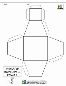 geometry net templates - 1000 images about 3d geometric box templates on pinterest