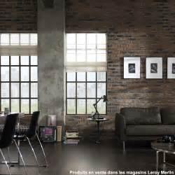 Rideau Industriel Deco by D 233 Co Loft Style Industriel