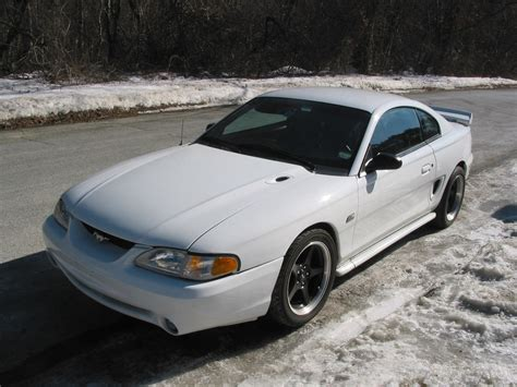 Jakes95stanggt 1995 Ford Mustang Specs, Photos