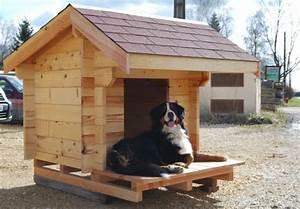 Niche Grand Chien Xxl : niche en bois pour gros chien fabricant ~ Dailycaller-alerts.com Idées de Décoration