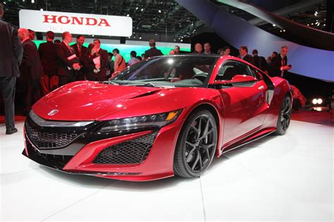 2016 acura nsx gallery 612841 top speed