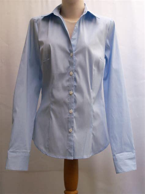 kemeja salur lengan panjang toko baju shop grosir fashion murah butik tas