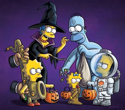 simpsons treehouse  horror awake  midnight