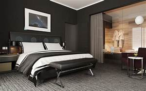 How To Hang Led Lights In Bedroom 51 Beautiful Black Bedrooms With Images Tips