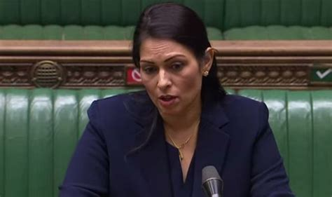 Priti Patel news: Minister warned points-based immigration ...