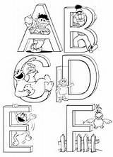 Coloring Sesame Count Popular sketch template