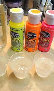 Can You Mix Resin With Acrylic Paint - Visual Motley