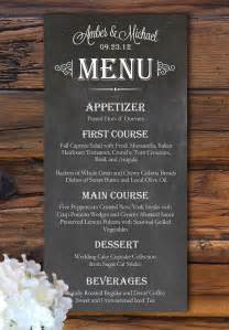 faire part mariage ardoise search results for 3 course dinner menu template calendar 2015