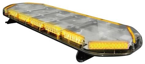 emergency light bars 109cm 43 quot axixtech legion c1 led light bar green fully
