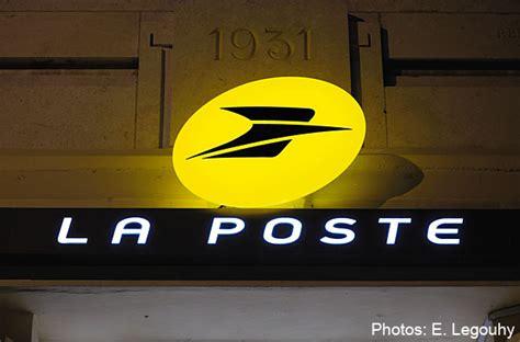 bureau banque postale la poste