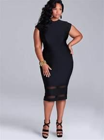 Cute Plus Size Black Dresses