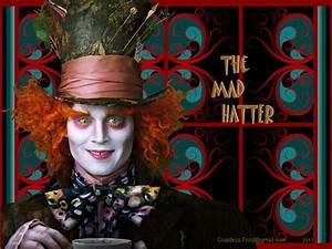 Alice in Wonderland (2010) images The Mad Hatter HD ...