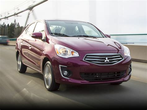 mitsubishi mirage new 2017 mitsubishi mirage g4 price photos reviews