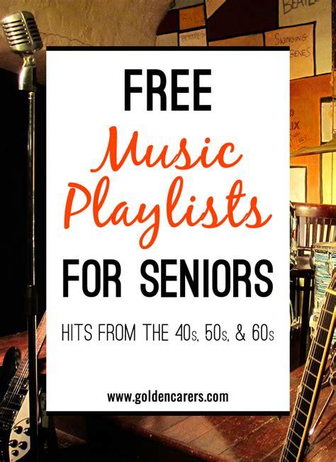 playlists   elderly