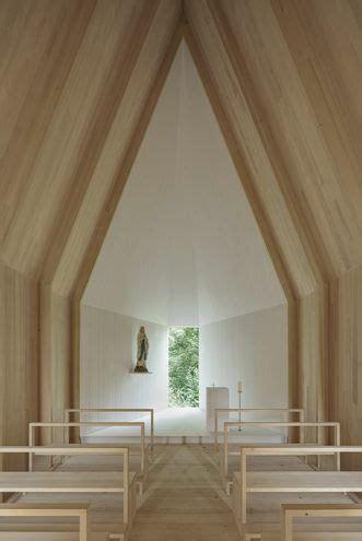 Einfamilienhaus Kapelle Mit Zementfliesen by Kapelle Salgenreute Bernardobader Kapel Church