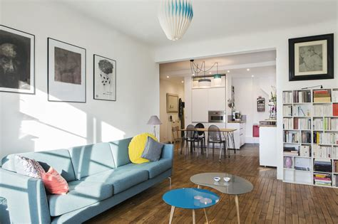 cuisine appartement parisien cuisine d appartement dootdadoo com idées de