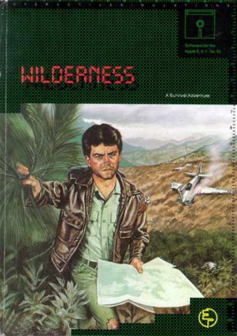 survival wilderness games adventure game apple ii pc ds gamespot 1985 giantbomb