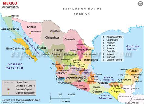estados de mexico estados unidos mexicanos