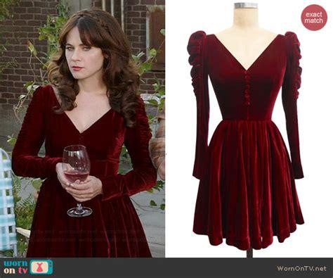 wornontv jesss red velvet thanksgiving dress   girl