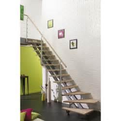 Escalier Quart Tournant Gauche Pas Cher by Escalier Quart Tournant Escatwin Structure Aluminium
