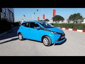Essai Toyota Aygo : actuoto essai de la toyota aygo 1 0 69 ch din tunis 2017 youtube ~ Medecine-chirurgie-esthetiques.com Avis de Voitures