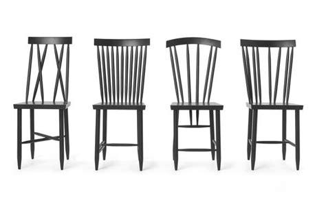chaises suedoises mobilier graphique et sculptural galerie photos d