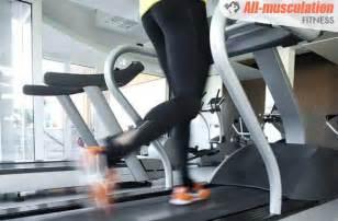 tapis de course maigrir muscu maison
