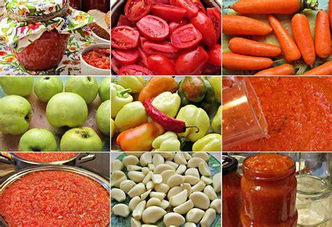 Dārzeņu un ābolu piedeva ziemai - Laiki mainās! | Cooking ...