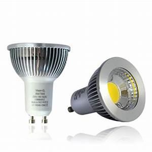 Ampoule Led Dimmable Gu10 : vision spot led gu10 6w dimmable clairage 60w el catgorie ~ Edinachiropracticcenter.com Idées de Décoration
