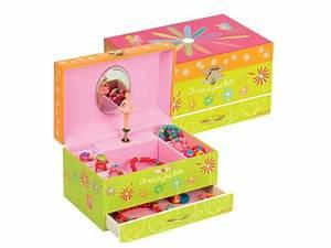 Boite à Bijoux Fille : boite a bijoux fille 10 ans visuel 6 ~ Teatrodelosmanantiales.com Idées de Décoration