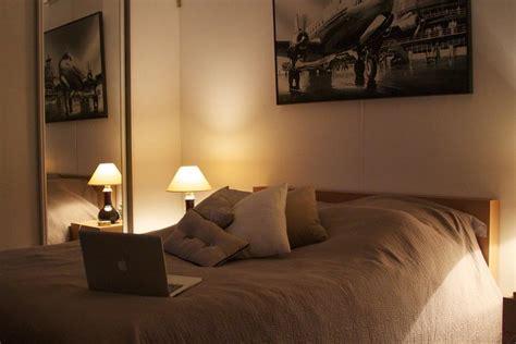 idee deco papier peint chambre adulte déco appartement couleur taupe