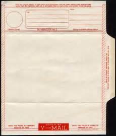 Mail Letter V