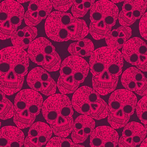 pink sugar skull wallpaper gallery