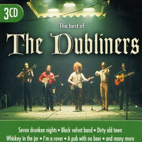 best of dubliners the best of the dubliners disky 3cd the dubliners