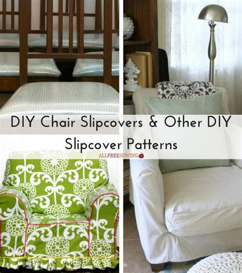 diy chair slipcover diy chair slipcovers other diy slipcover patterns