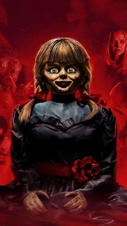 Annabelle Doll Comes Horror 4k Ultra Scary