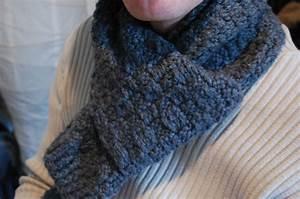 Echarpe Homme Tricot : modele tricot echarpe gratuit homme ~ Melissatoandfro.com Idées de Décoration