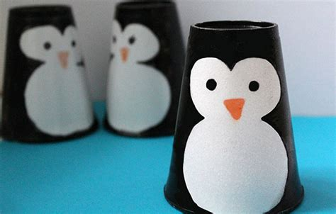 idee  lavoretti  bicchieri  plastica