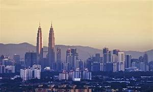 cityscapes, urban, skyscrapers, Malaysia, Asia, Petronas ...