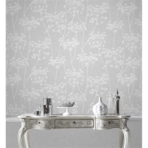 superfresco easy mm   aura grey wallpaper