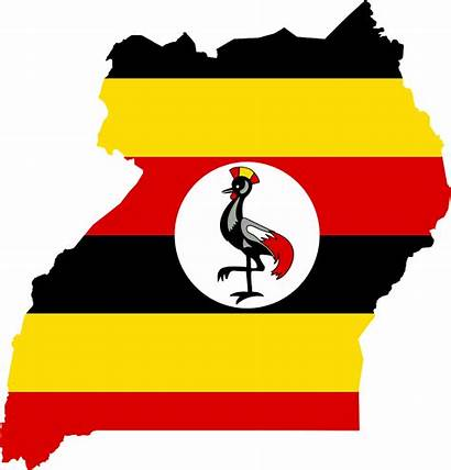 Uganda Map Flag Svg Commons Wikimedia Wikipedia