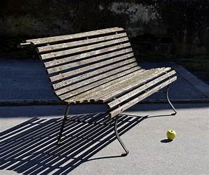 Banc De Jardin Bois : mobilier de jardin ancien vendu ~ Dode.kayakingforconservation.com Idées de Décoration
