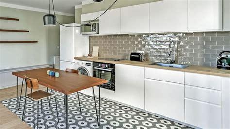 cuisine 馥s 50 carreaux de ciment dans la cuisine pour ou contre