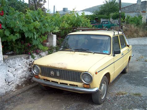 Lada 21011 Pictures. Photo 4